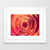 Attunement 8x3 Framed Art Print