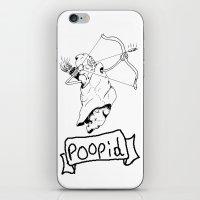 Get Poopid iPhone & iPod Skin