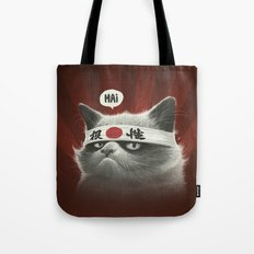 Hai! Tote Bag