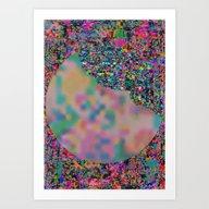 Pixels: Conquer Art Print