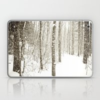 Wintry Mix Laptop & iPad Skin