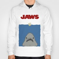 JAWS Movie Poster Hoody