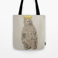 Honey Bear Tote Bag