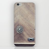Under Lock And Key... iPhone & iPod Skin