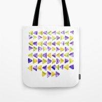 Triangle Relationship (I) Tote Bag