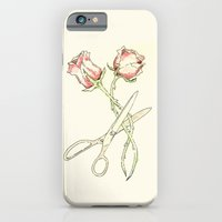 iPhone & iPod Case featuring Scissor #13 by Jacob Clark