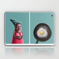 Strange believes 01 Laptop & iPad Skin