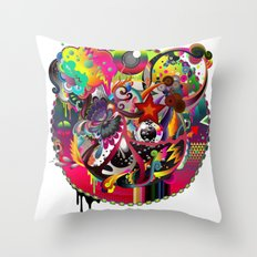 no title Throw Pillow