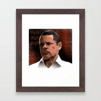 Breaking Bad Illustrated - Tuco Salamanca Framed Art Print