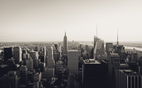 another Empire State Building shot Art Print