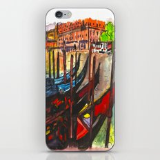 Paradisal Venice iPhone & iPod Skin