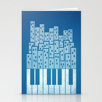 City Of Amp Stationery Cards