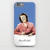 iPhone & iPod Case featuring #SHAREWITHINTENT by SARAH KOHLER - TWENTYBLISS
