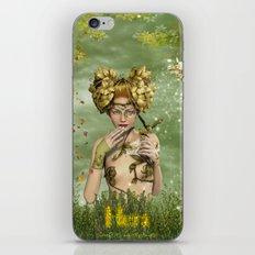 Hera iPhone & iPod Skin