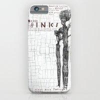 CARBON DIOXIDE SINKS iPhone 6 Slim Case