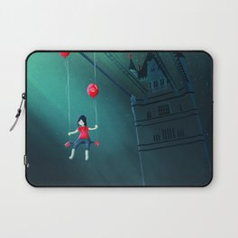 Laptop Sleeve - I had a Dream - Schwebewesen • Romina Lutz