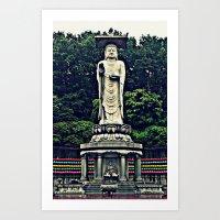 The Buddha Art Print