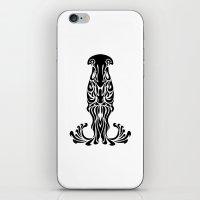 Aquarius iPhone & iPod Skin