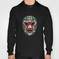 Mexican Wrestling Mask -… Hoody