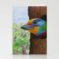 Beautiful Bird Stationery Cards