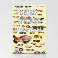 Grumpy Bitches Internati… Stationery Cards