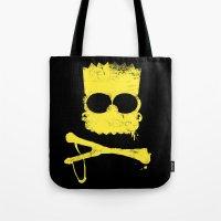 Pochoir - Bart Tote Bag