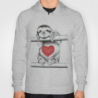 If Care Bears were sloths... Hoody