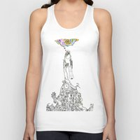 Bird Thought 1 Unisex Tank Top
