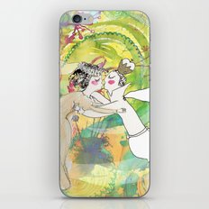 wedding iPhone & iPod Skin