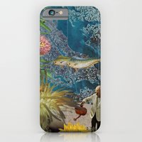 iPhone & iPod Case featuring Sea Garden by Caitlin Fargher