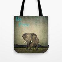 Elephant 1 Tote Bag