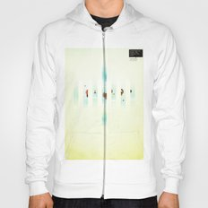 Fence: Facebook Shapes & Statuses Hoody