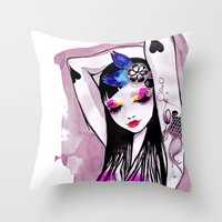 Aife Throw Pillow