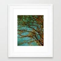 Magical 43 Framed Art Print