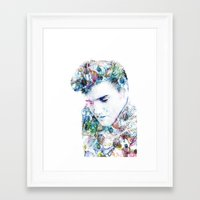 Elvis Presley Framed Art Print