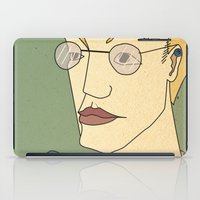 Geek culture / touch me, too iPad Case