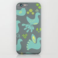 iPhone & iPod Case featuring Flying South by fable design