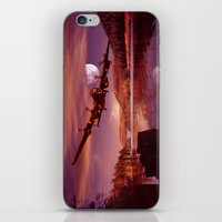 At The Going Down of The Sun iPhone & iPod Skin