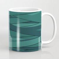 Teal In Love Mug