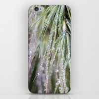 dewy weed iPhone & iPod Skin