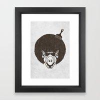 Alfro Framed Art Print