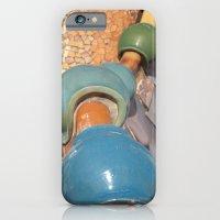 Gaudì roofs iPhone 6 Slim Case