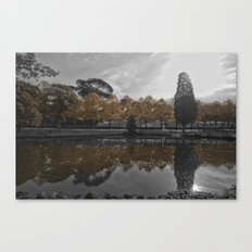 Fall Day Canvas Print