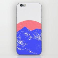 Himalayas iPhone & iPod Skin