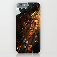 iPhone & iPod Case featuring 9th Avenue by Melissa Murphy