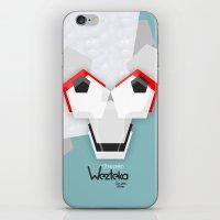 Sheepako  iPhone & iPod Skin