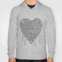 Doodle Heart Hoody
