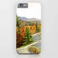 iPhone & iPod Case featuring PINE by Emily Gage