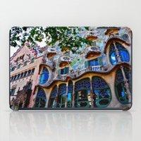 Casa Batllo: Barcelona, … iPad Case