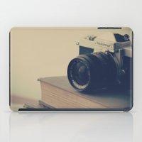 Vintage Nikon Camera And… iPad Case
